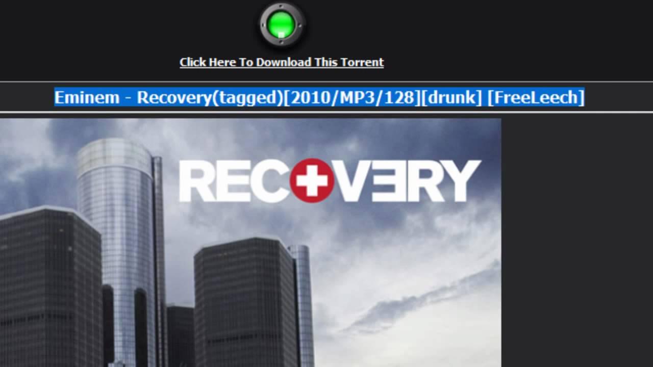 torrent eminem album relapse
