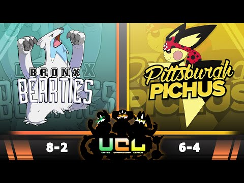 Bronx Beartics vs P.Pichus [UCL S2W11] Pokemon Omega Ruby & Alpha Sapphire Live Wi-Fi Battle