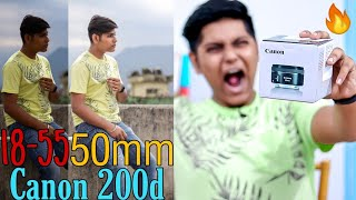 Canon 50mm 1.8 STM In Depth Review & Unboxing (with sample images & videos) Ankit Guruji 🔥🔥