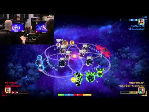 Planets under Attack Multiplayer - Game2Gether vs Topware Interactive
