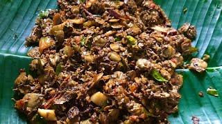 നാട്ടിലെ പുഴയും കക്ക ഇറച്ചിയും- കക്ക റോസ്റ്റ്- Kakka roast-clams fry