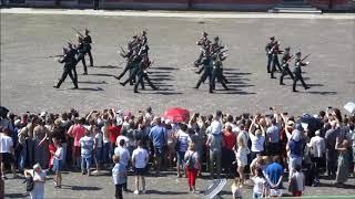 Петропавловская крепость фильм первый развод караула