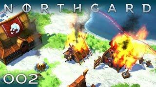 NORTHGARD [002] [Fiese Angriffe und brennende Dörfer] [Deutsch German] thumbnail