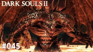 DARK SOULS 2 | #045 - Alter Eisenkönig (Bosskampf) | Let's Play Dark Souls (Deutsch/German)