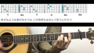 SEKAI NO OWARIさんの「RAIN」コード譜面&歌詞付き ギター練習動画です...
