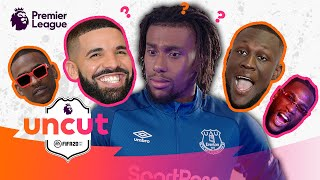 Who is the GOAT rapper - Drake, Stormzy or Skepta? Alex Iwobi on Uncut | AD