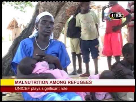 UNICEF Campaign against Malnutrition in Refugee settlements pays off