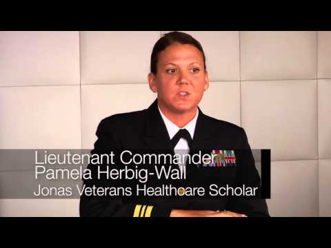 The Jonas Center - Supporting Nurses in Veterans Healthcare
