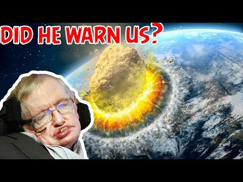 IS THE WORLD ENDING ON APRIL 18TH 2018? - CREEPY VOICEMAIL