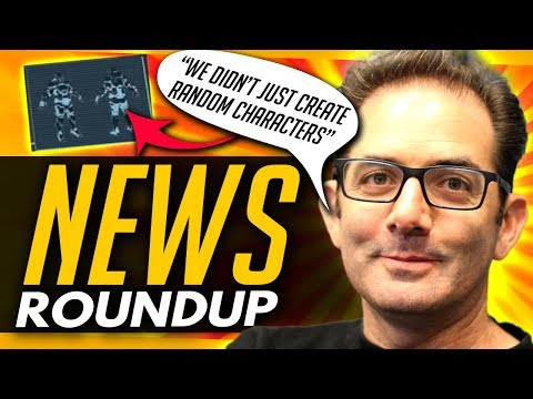 Overwatch | New Hero Teaser Not Just An Accident? - News Roundup thumbnail