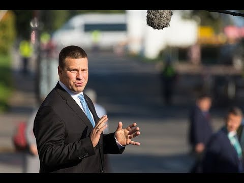 Tallinn Digital Summit – Statement by Prime Minister of Estonia Jüri Ratas