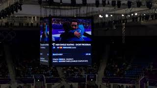 Javier Fernandez - PyeongChang Olympics 2018 - Short Skate Program