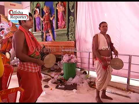 DR Chandra Sekhar Dash On Astami Puja
