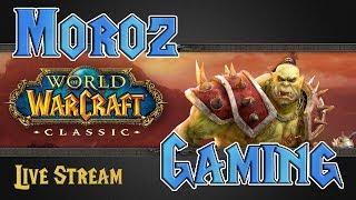 🔴World of Warcraft: Classic / Пламегор - Вор Вор!