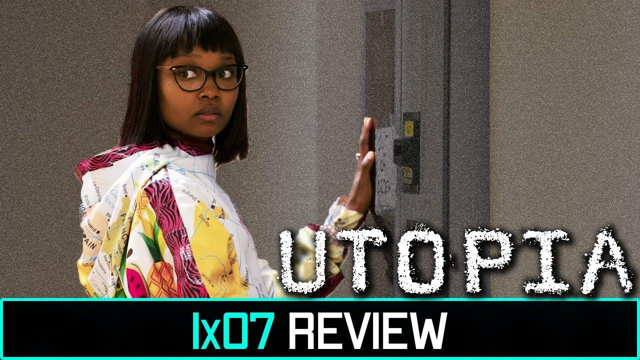 Download Utopia | Amazon Prime | Season 1 Episode 7 'Talking Hurts' Review