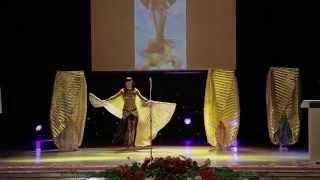 "Танец ""Этуаль"" на вечере памяти художника Александра Исачёва 21.02.15 Речица"