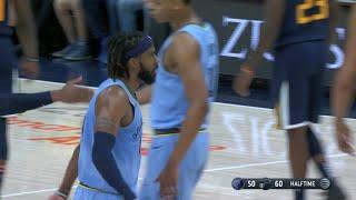 2nd Quarter, One Box Video: Utah Jazz vs. Memphis Grizzlies