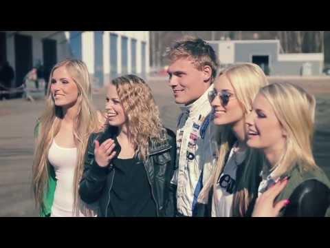 Pontus Tidemand Videoblog EP09 Helmia Show-driving