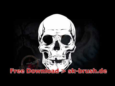 Download Free Airbrush Stencil`s | Skull, Flames, Ornaments...