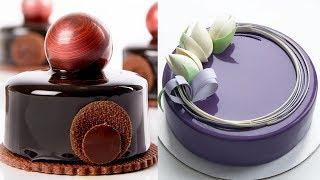 How to Decorate a Pretty Cake | Easy Dessert Recipes | Amazing Cake Decorating Ideas