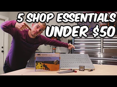 5 Shop MUST HAVES for under $50!