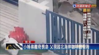 泰山雙童陳屍房間 父親失聯涉重嫌-民視新聞