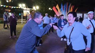Танцы на Театральной площади 22 августа 💃 Калуга 650 лет #танцы#Калуга650