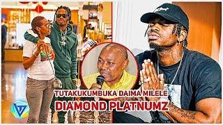 INASIKITISHA:Kwaheri DIAMOND PLATNUMZ wasalimie UENDAKO wambie WATANZANIA TUMEKUCHOKA