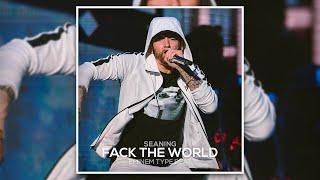 Dark Trap/Eminem Kamikaze Type Beat - Fack The World (Prod. by Seaning)