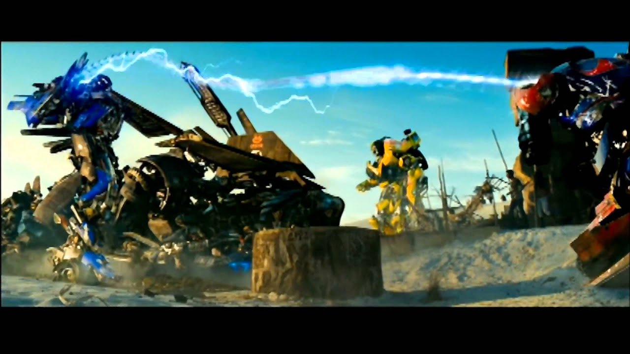 transformers 2 final battle youtube