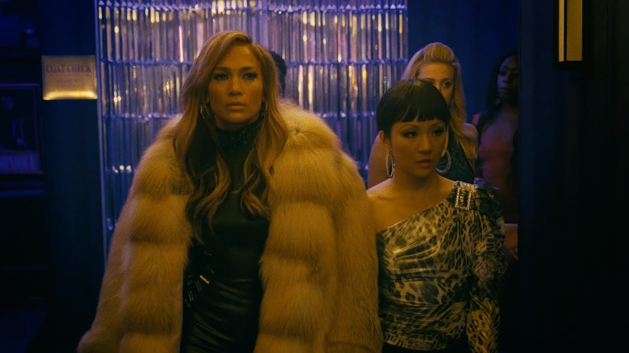 Watch the new 'Hustlers' trailer with Jennifer Lopez and Constance Wu