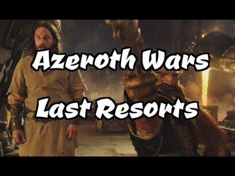 Azeroth Wars: Livecast - Hypocrisy With Harald