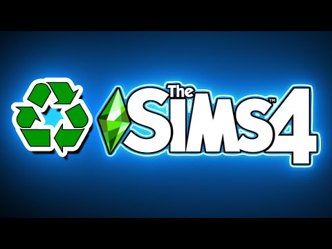 Recycling in Sims: Features of The Sims 4 Eco Lifestyle Expa