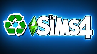 Recycling in Sims: Features of The Sims 4 Eco Lifestyle Expansion Pack