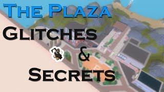 ROBLOX | The Plaza Secrets and Glitches