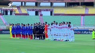 مباراة بتروجت vs الزمالك 1 - 3 | الجولة الـ 25 الدوري المصري 2017 - 2018
