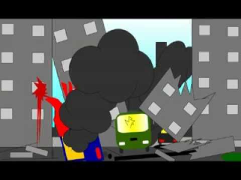 ISRAEL vs PALESTINE (special simple animation)