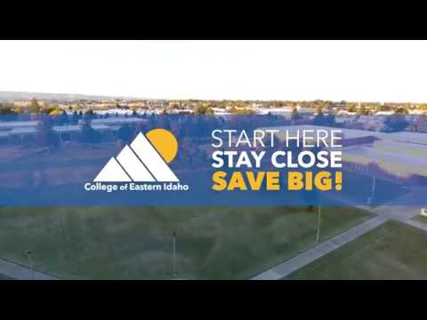 College of Eastern Idaho in 15 Seconds