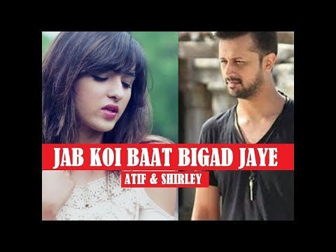 Atif Aslam & Shirley Setia shooting for a romantic song in THAILAND. EXclusive video