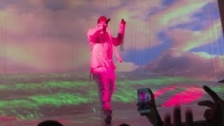 KANYE WEST LIVE, LONDON, HAMMERSMITH APOLLO 24.02.13 - TOUCH THE SKY (ENCORE)