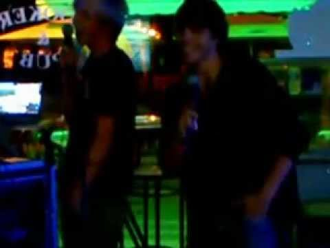 karaoke au Snooker's :D