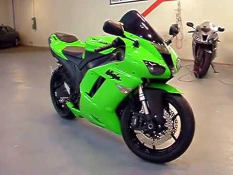 Edirect Motors 2007 Kawasaki Ninja Zx 6r Youtube