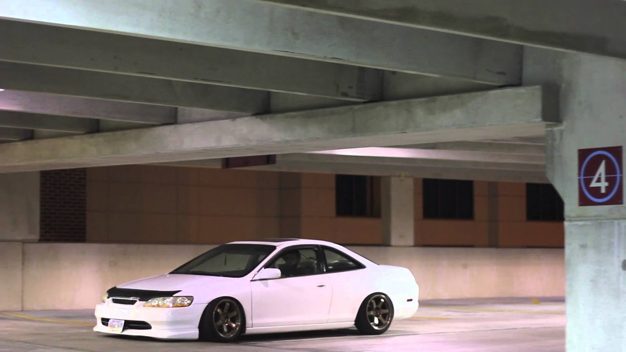 98 Honda Accord Reppin Hd Youtube