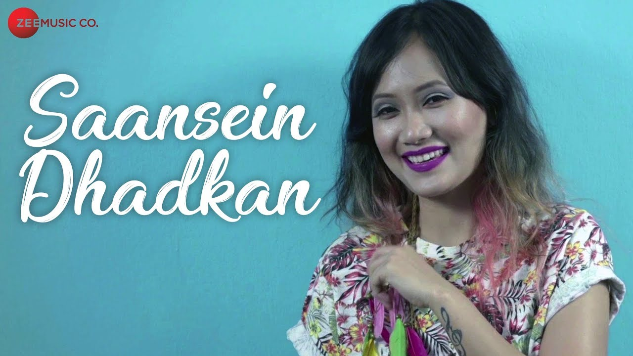 Saansein Dhadkan - Official Music Video | Sourabhee Debbarma & Amlan | Ajay Singha
