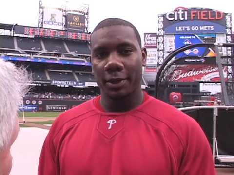 ED LUCAS INTERVIEW WITH RYAN HOWARD - YouTube