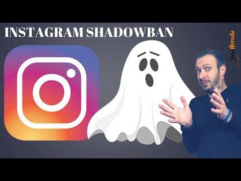INSTAGRAM SHADOWBAN, Comprueba si tu CUENTA de Instagram ha sido PENALIZADA