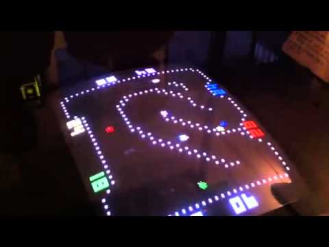 Atari Kee Games Indy 800 arcade video game playing !