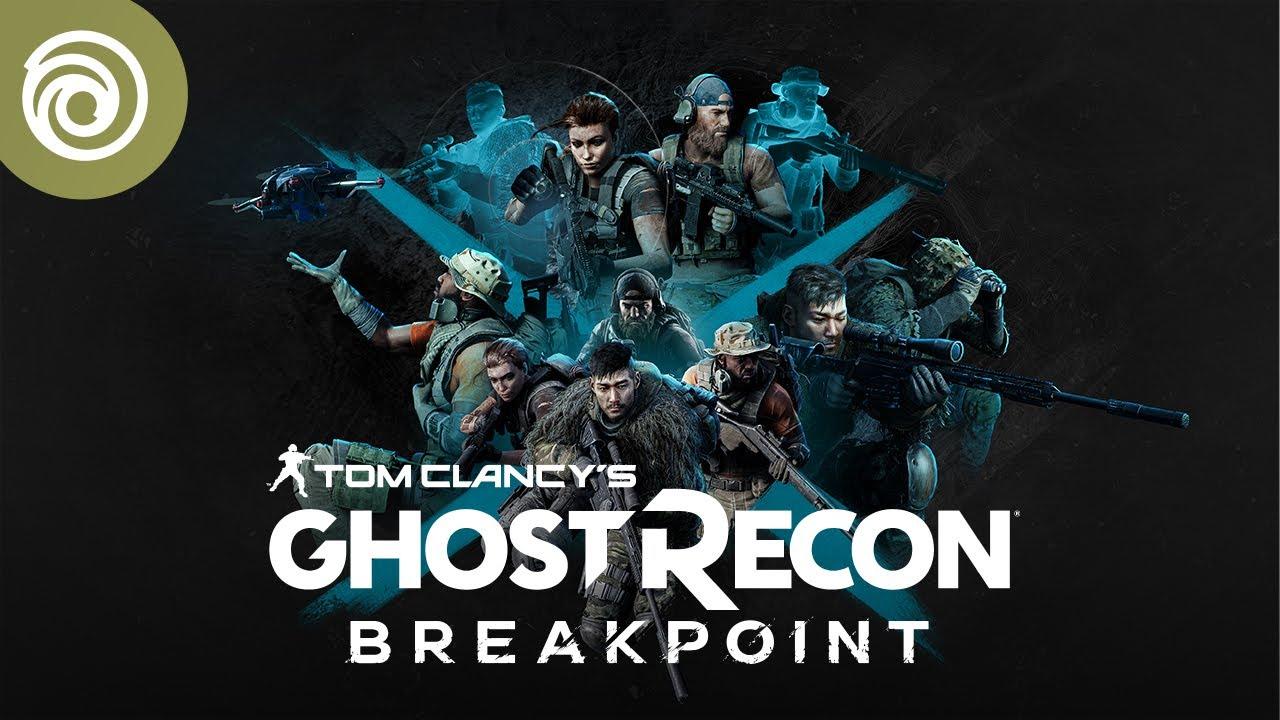 Ghost Recon Breakpoint: Aktualizacja systemu towarzyszy – zwiastun