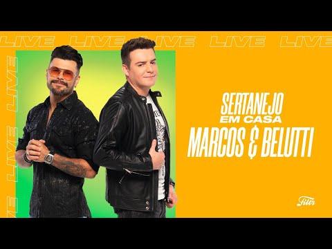 #SertanejoEmCasa – Marcos & Belutti Ao Vivo | #FiqueEmCasa e Cante #Comigo