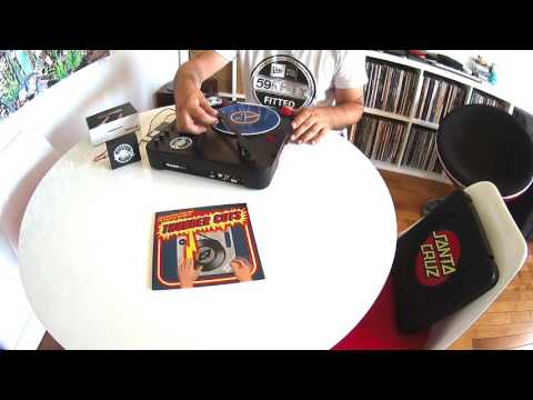 Thunder Cuts 7inch by Aeon Seven